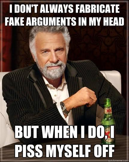 fake arguments