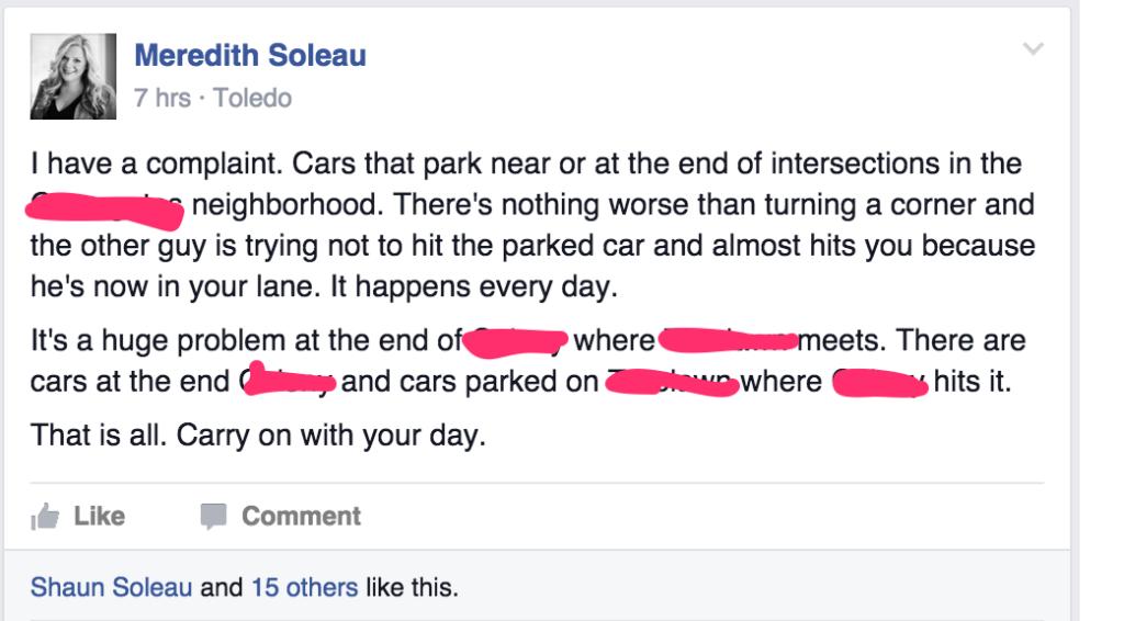 asshole parking 1